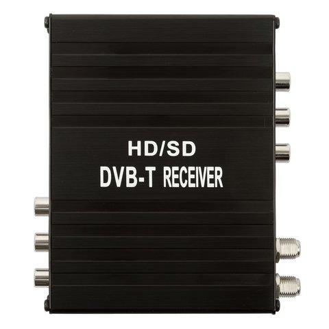 Автомобильный цифровой DVB-T-тюнер Превью 1