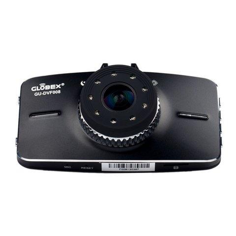 Видеорегистратор с монитором Globex GU-DVF008 Превью 1