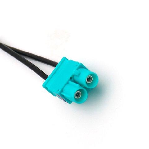 Переходник для подключения двойной FAKRA-радиоантенны (male-разъем) в Volkswagen Превью 1