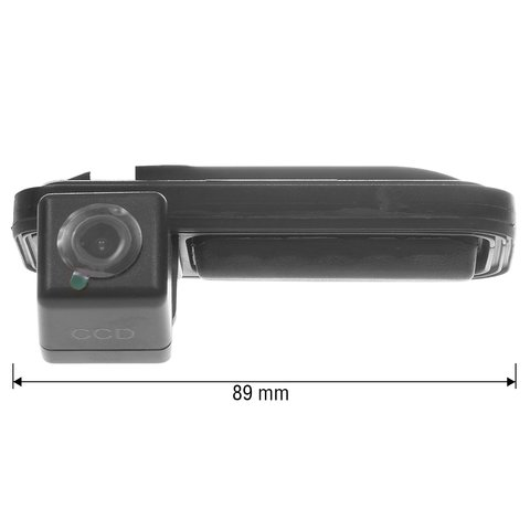 Tailgate Rear View Camera for Mercedes-Benz B, E Class Preview 1