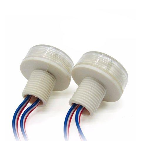Комплект круглих LED-модулів (повноколірні, 6 світлодіодів SMD5050, 38 мм, IP67, 20шт.) Прев'ю 1