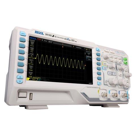 Цифровий осцилограф RIGOL DS1202Z-E Прев'ю 1