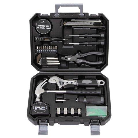 Набір інструментів Xiaomi Jiuxun Tools Toolbox Pro для дому (60 шт.) Прев'ю 2