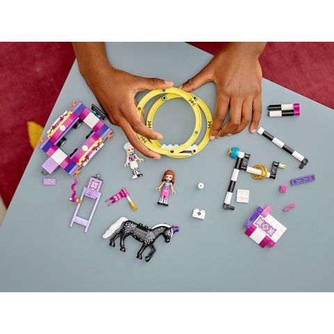 Конструктор LEGO Friends Волшебная акробатика 41686 Превью 14