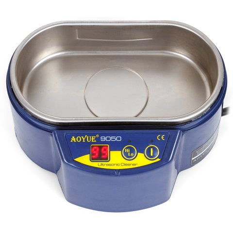 AOYUE 9050 Double Power Ultrasonic Cleaner (0.5L) Preview 2