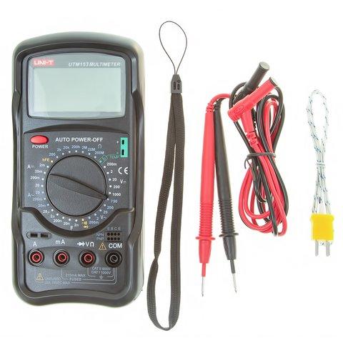 Digital Multimeter UNI-T UT53 Preview 5