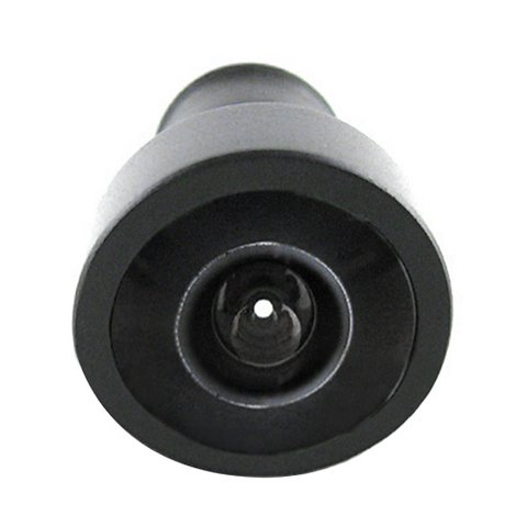 Replaceable Wide-Angle IP Camera Lens (150°, M12 Thread) Preview 1