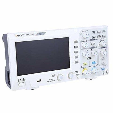 Digital Oscilloscope OWON SDS1102 Preview 3