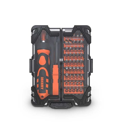 48 in 1 Mobile Phone and Tablet Repair Tool Kit Jakemy JM-6124 Preview 1
